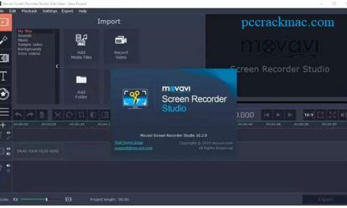 Movavi Screen Recorder Full Version