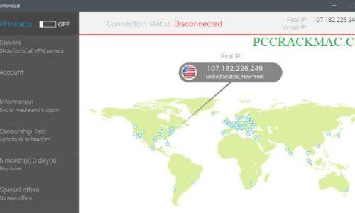 Unlimited VPN Crack