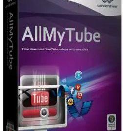 Wondershare AllMyTube 2021 Crack