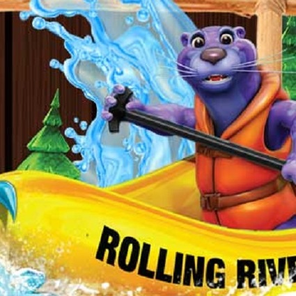 Image result for ?Rolling River Rampage images