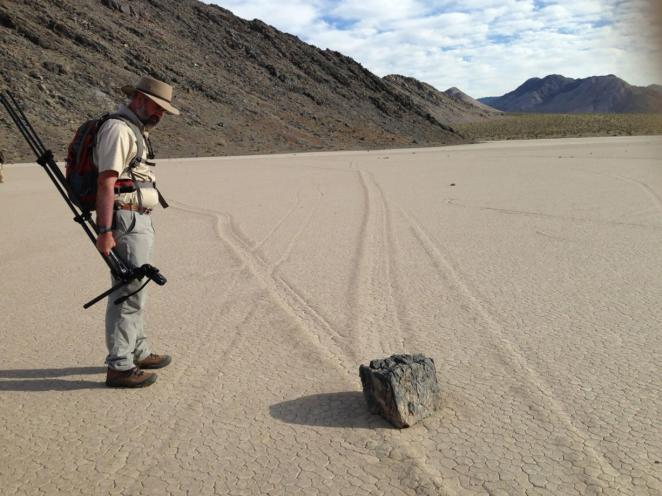 Mystery of Death Valley rocks solved - The Columbian