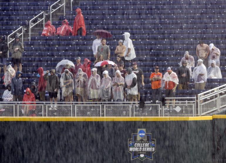 Image result for cws rain delay