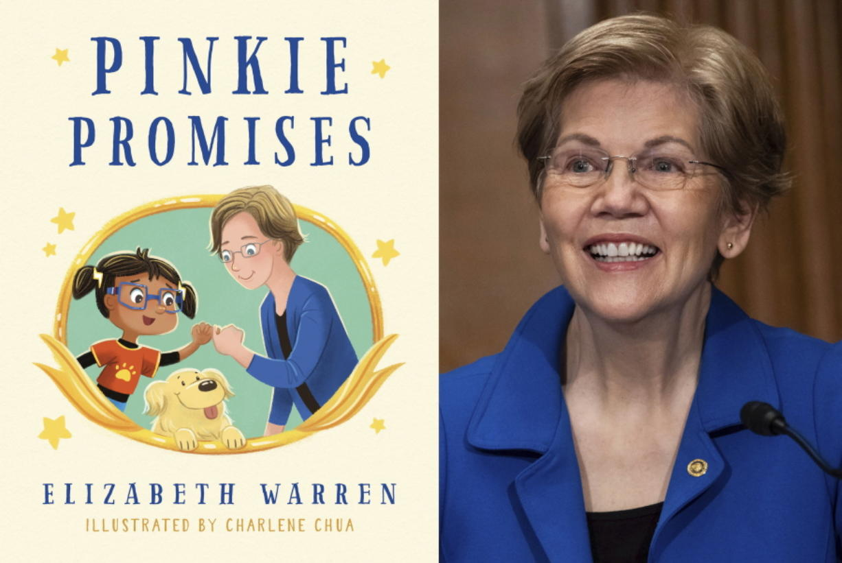 warren picture book set for fall the