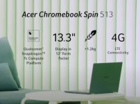 Chromebook Spin513