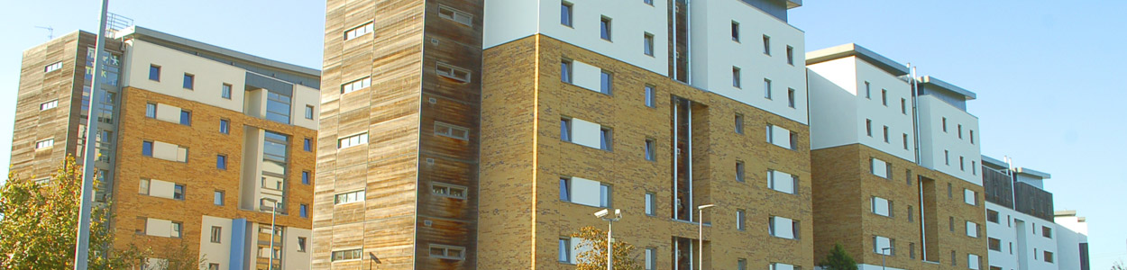 Precast concrete for residential and student accommodation