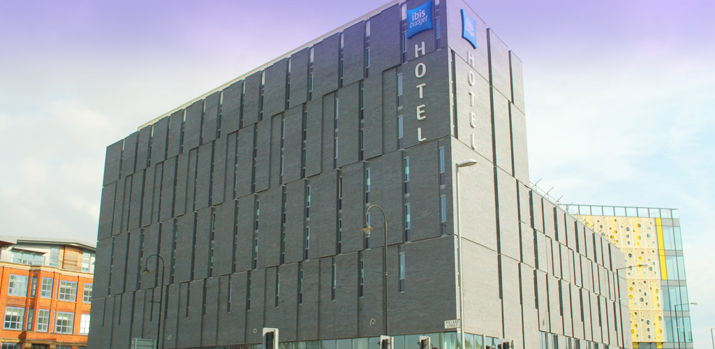 Total precast package provided by PCE for ETAP Hotel