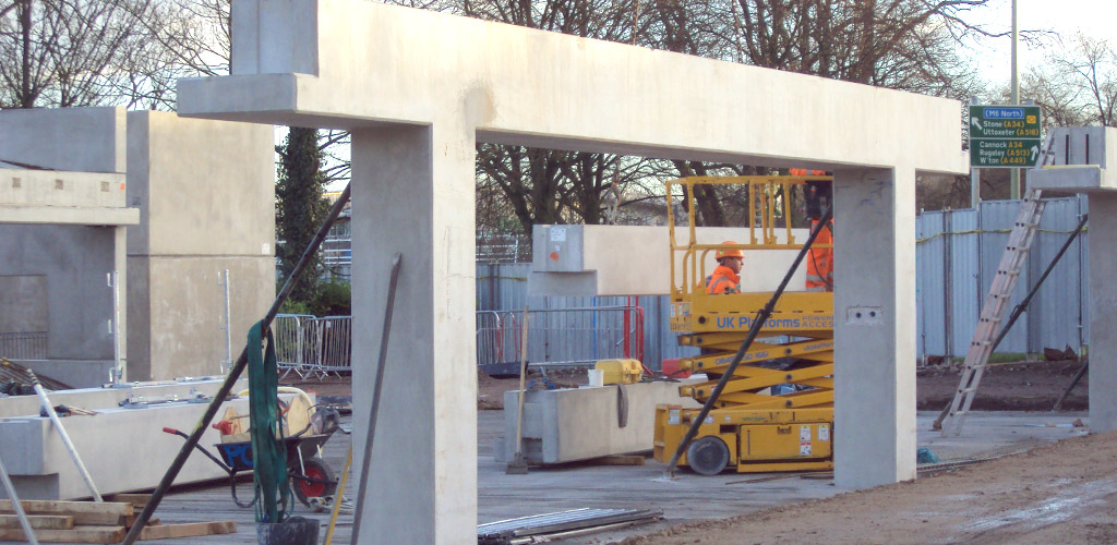 Benefits of offsite precast hybrid construction