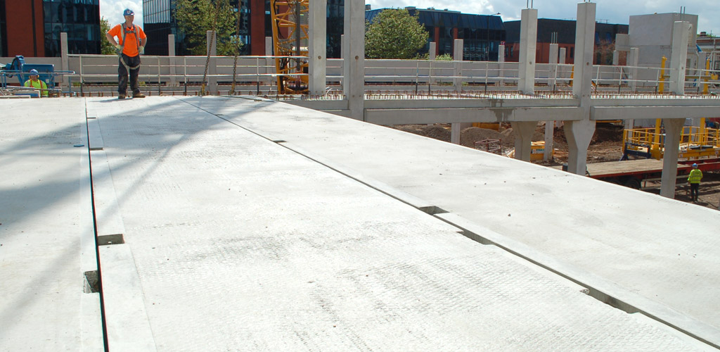 Precast car park construction – environmental and sustainability issues