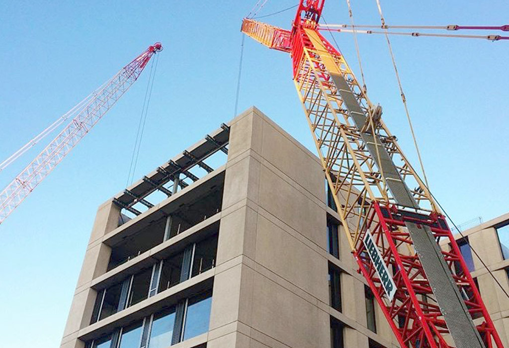 PCE's Birmingham precast construction project progresses