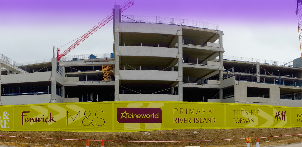 Bracknell update 5 – how offsite approach reduces town centre congestion