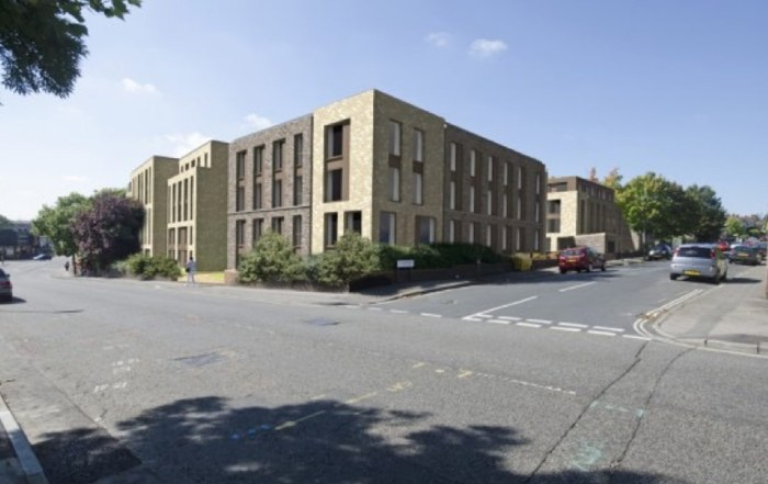 Concept of Student Accommodation, Portswood Road, Southampton