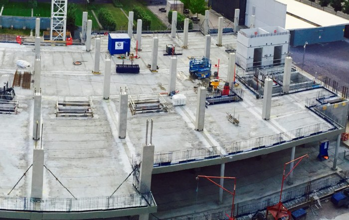 PCE LTD precast hybrid construction Capella2