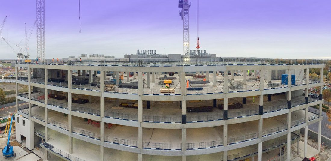 Capella update 12 – 5th floor construction