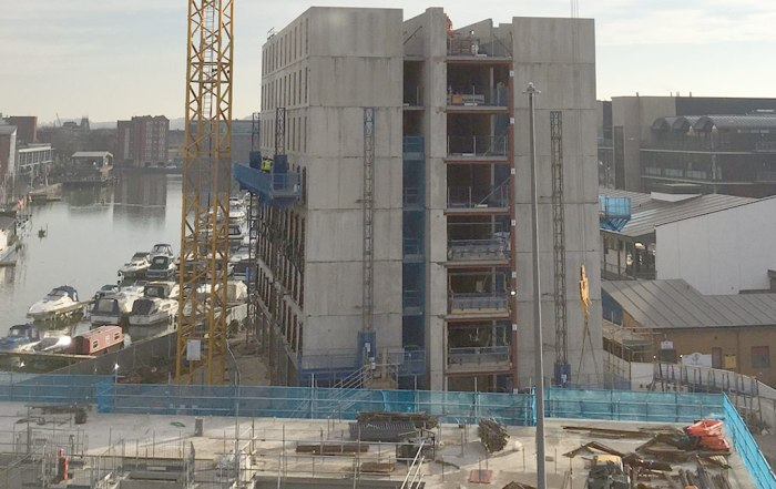 PCE will be erecting the offsite manufactured precast concrete components