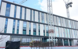 Main contractors the Kier Group, have benefited from the partnership with PCE Ltd