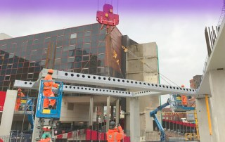 Birmingham construction project demonstrates precast advantages