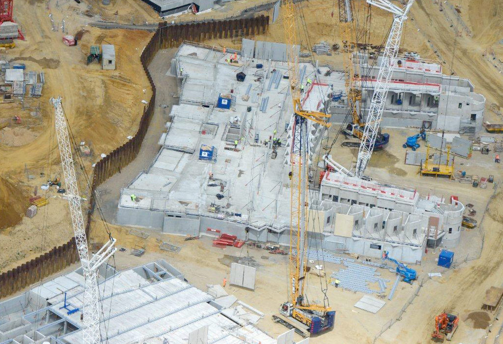 BHR project wins 3 offsite awards for Kier and PCE