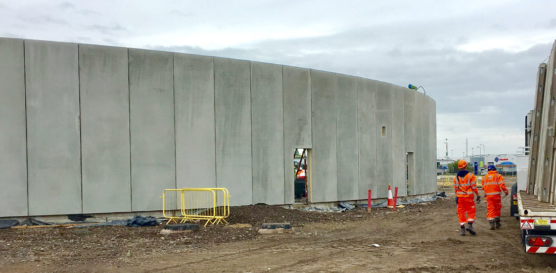 Offsite engineering provides boost in construction speed