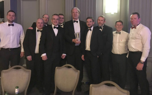 PCE Ltd Concrete Society Award Winners
