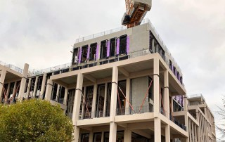 PCE's HybriDfma construction approach in London