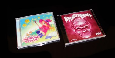 Splatterhouse & Magical Chase Deluxe Bundle 16
