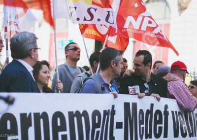 Manifestation 19 avril 2018 – Marseille