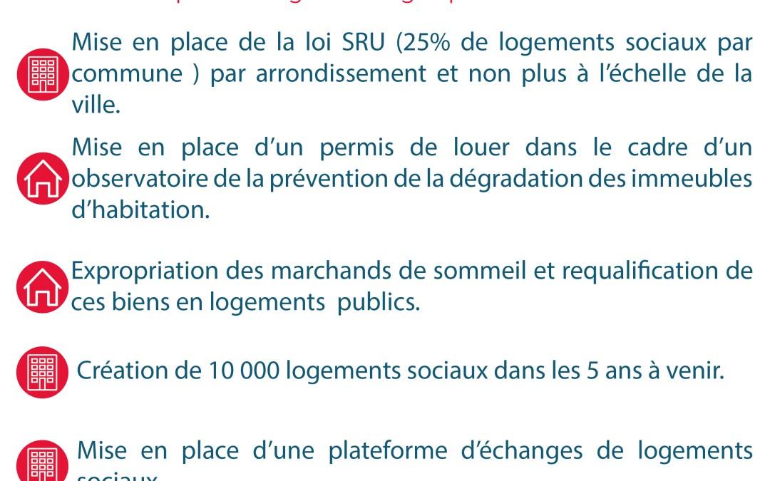 Logement : un plan d'urgence pour Marseille