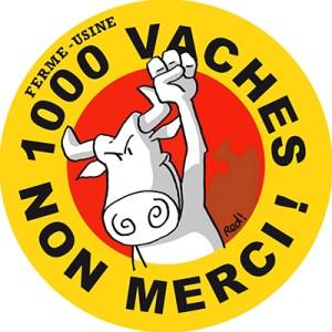 Plouigneau : NON ! à l'agrandissement d'un élevage bovin !