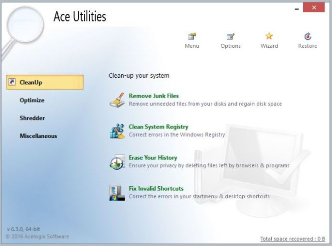 Download Ace Utilities 6.3.0 Free