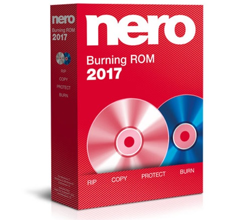 Nero Burning ROM 2017 Crack + Serial Key Full Download