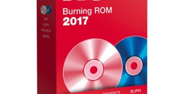 Nero Burning ROM 2017 Crack Full Free Download
