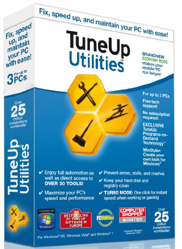 TuneUp Utilities 2017 Full Crack Plus Serial Key Download