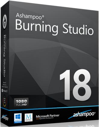 Ashampoo Burning Studio 18 Crack