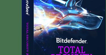 Bitdefender Total Security 2017 Crack Download