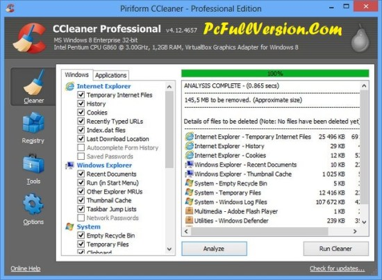 CCleaner Professional Plus Free Download
