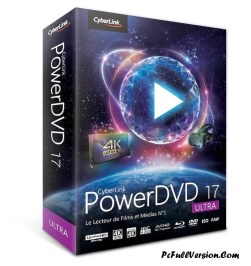 Cyberlink PowerDvD 17 Ultra Serial Key
