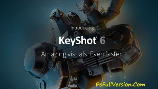 Luxion KeyShot 6 Crack Serial Key Full Version Download