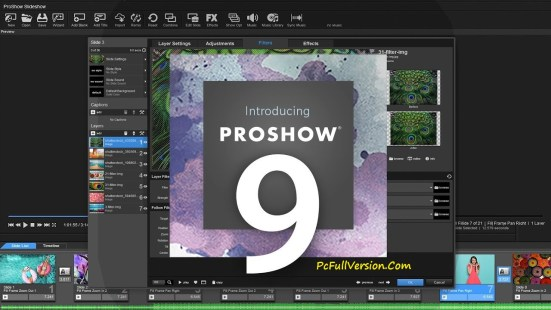 ProShow Producer 9 Crack incl Registration Key Generator