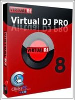 Virtual DJ Pro 8 Crack License Key Full Version Download