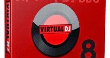 Virtual DJ Pro 8 Crack License Key Full Version Download