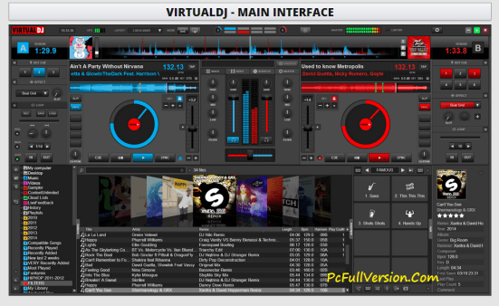 Virtual DJ Pro 8 Crack with Serial Key Full Free Download