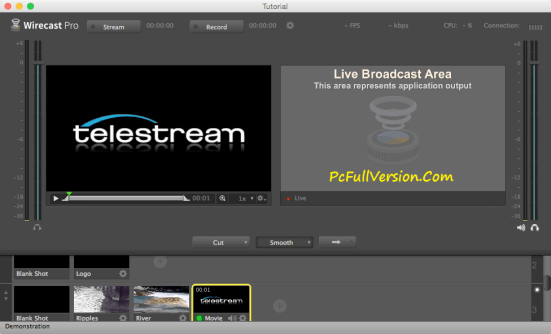 Wirecast Pro 7 Crack Keygen Latest Full Version Download