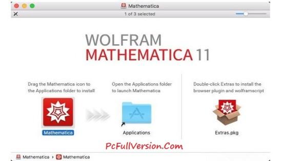 Wolfram Mathematica 11 Crack with Keys