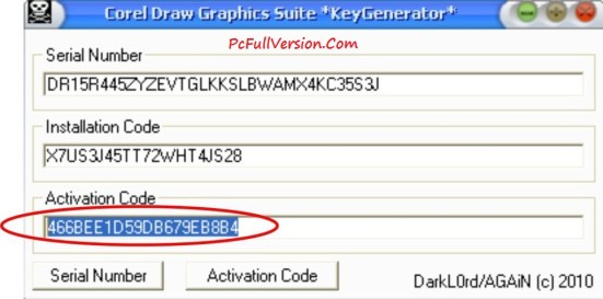 coreldraw graphics suite x8 serial