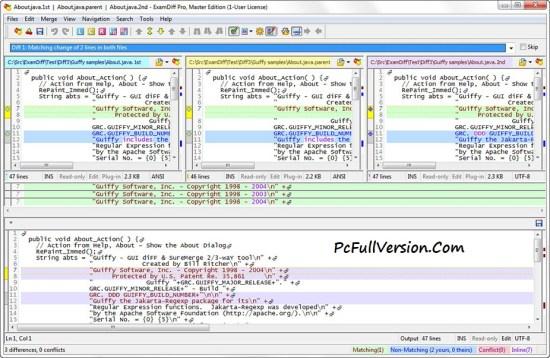 ExamDiff Pro Master Edition incl Full Keygen Download