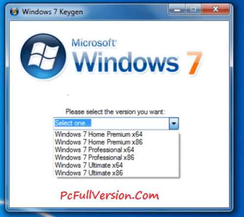 Genuine Windows 7 Product Key Generator Free Download