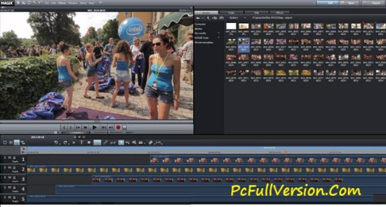 Magix Movie Edit Pro 2017 Premium Crack Free Download