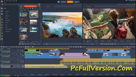 Pinnacle Studio 21 Ultimate Video Editing Software