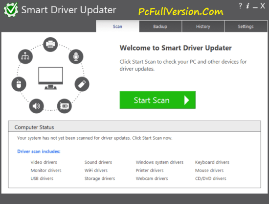 Smart Driver Updater Crack + License Key Free Download