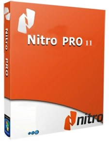 Nitro Pro 11 Crack with Serial Key